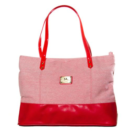 XL-ExtraLarge-Bagdad-cartera-tote-red-front