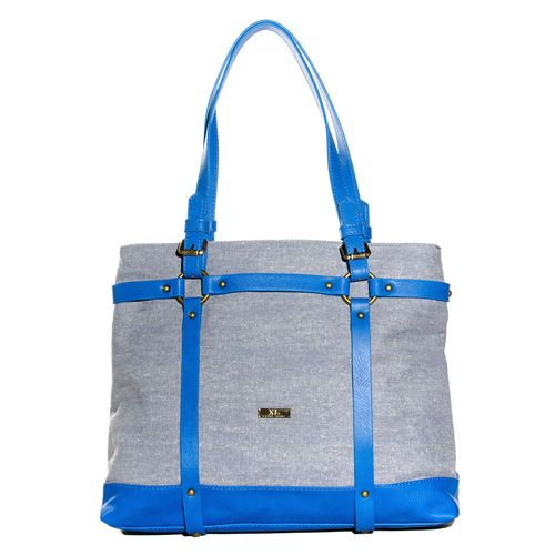 XL-Extra-Large-Cartera-tote-Indiga-blue-front