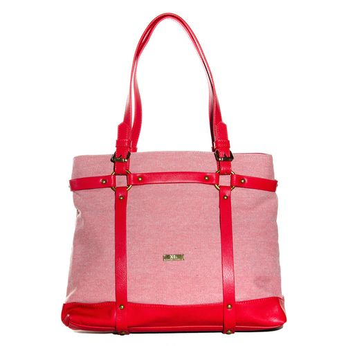 XL-Extra-Large-Cartera-tote-Indiga-red-front