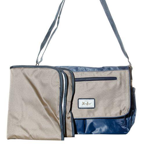 XL-ExtraLarge-Cartera-SIMONETA-Babybag-azul-bandolera-