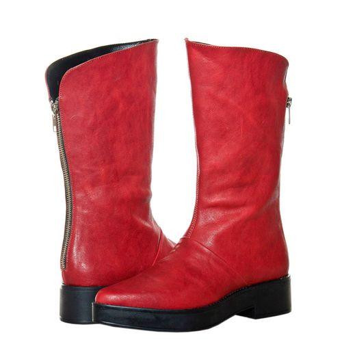 XL-ExtraLarge-Calzado-CHEMIN-bota-punta-bordo