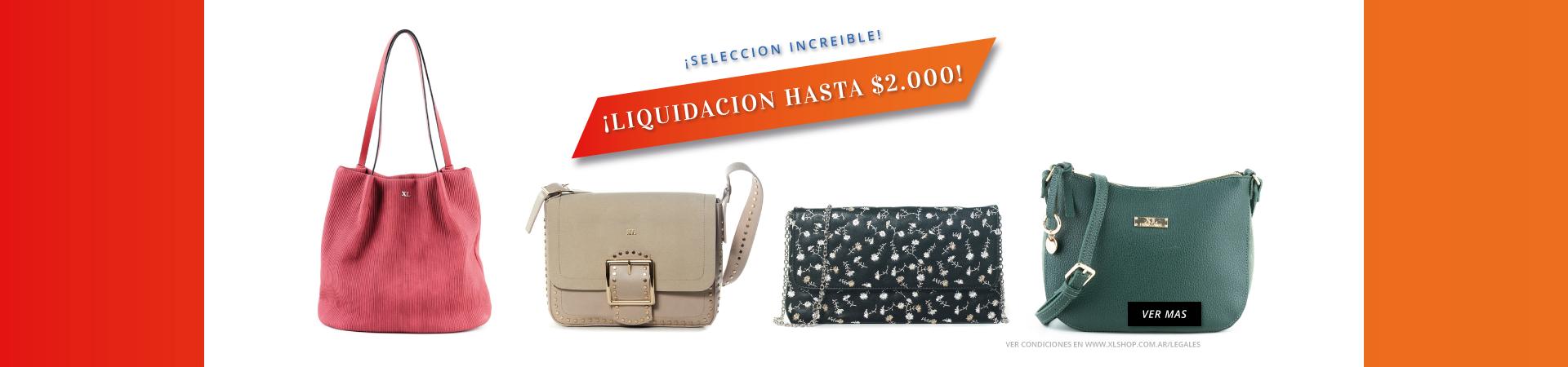 Liquidacion hasta $2000